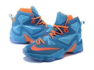 Nike LeBron 13 Синий