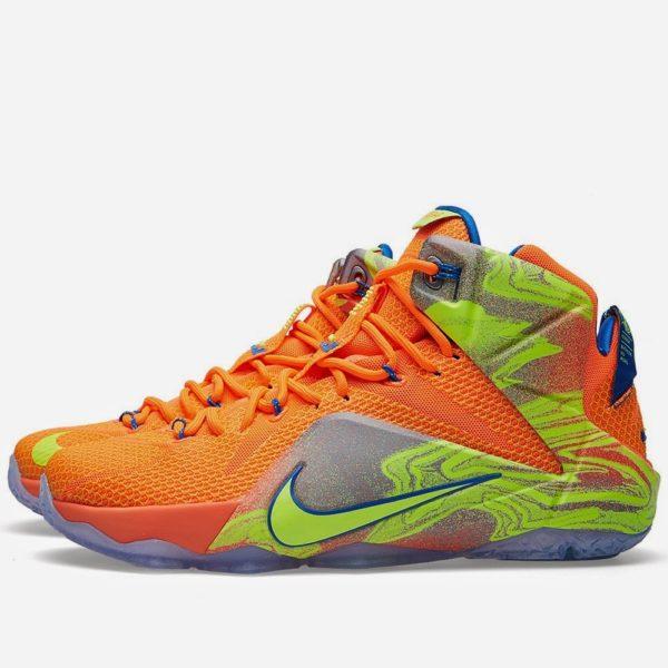 """Nike LeBron 12 """"Six Meridians"""""""