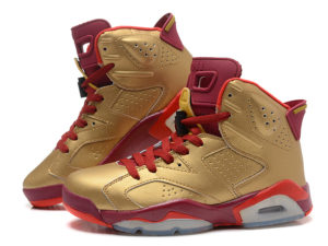 Air Jordan 6 'Metal Gold'