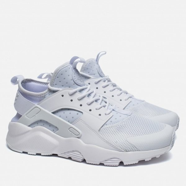 Nike Air Huarache Run Ultra Triple White