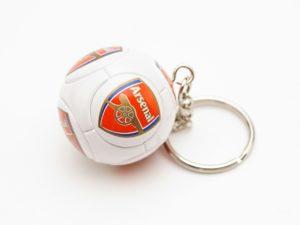 """Брелок футбольный мяч """"Arsenal"""""""