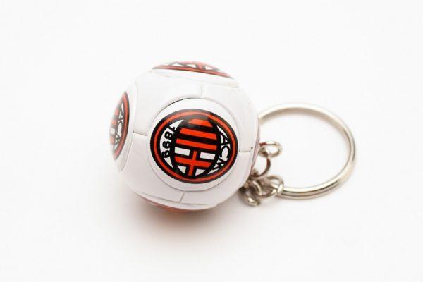 """Брелок футбольный мяч """"Milan"""""""