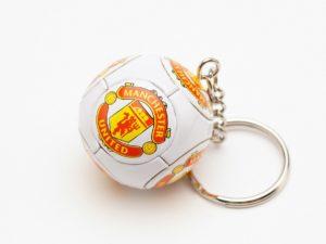 """Брелок футбольный мяч """"Manchester United"""""""