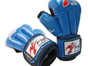 Рэй-Спорт Перчатки для рукопашного боя Синий