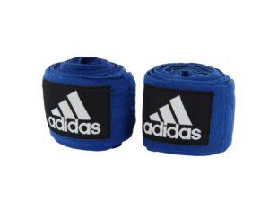 Adidas Бинты хлопок (4.5м) Синий