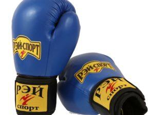 """Рэй-Спорт Перчатки для бокса и рукопашного боя """"Апперкот"""""""