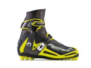 Fischer RCS Carbonlite Skating Лыжные ботинки Желтый