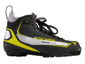"Fischer XC Sport ""Yellow"" Лыжные ботинки"