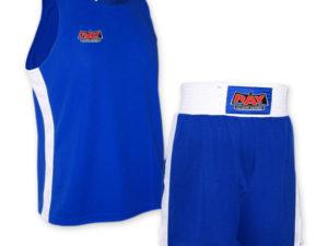 Рэй-Спорт Форма боксерская Ф51 синяя