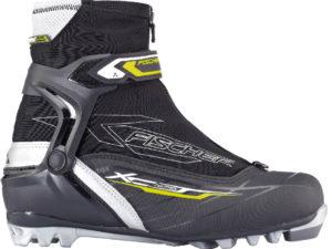 Fischer XC Control Лыжные ботинки Черный