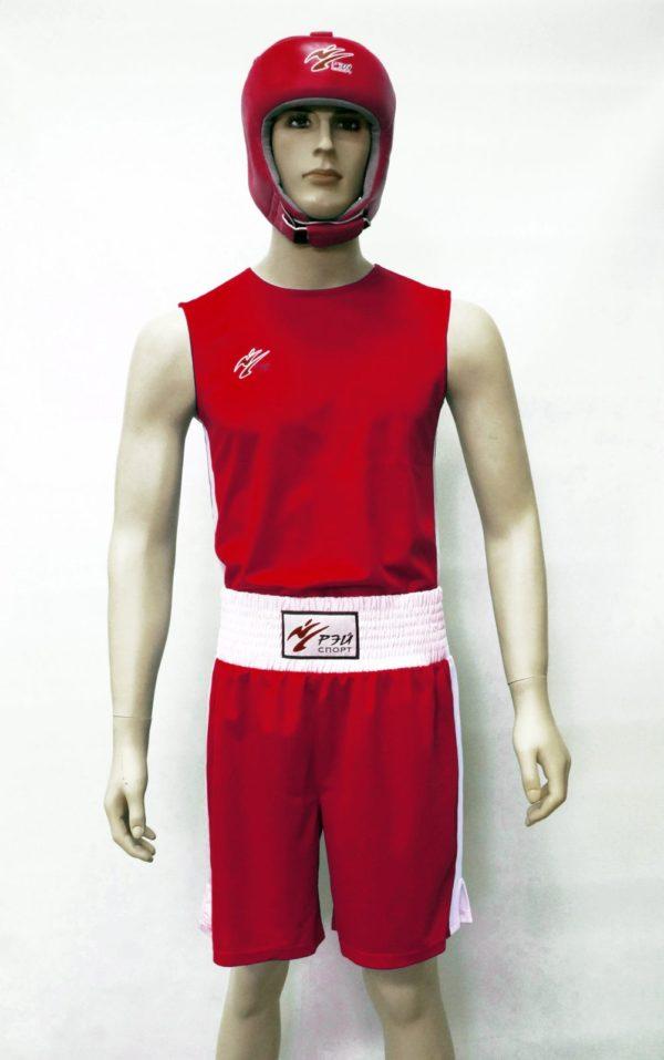 Рэй-Спорт Форма боксерская Ф52 красная