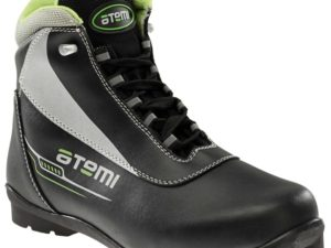 ATEMI Лыжные ботинки A303 чёрные