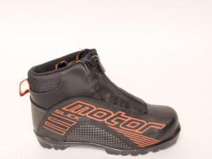 Motor Slick Лыжные ботинки Черный/красный