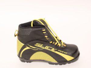 Motor Slick Лыжные ботинки Черный/желтый