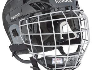 Хоккейный шлем Reebok 3K + Маска 5K (JR)