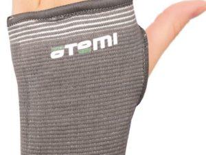 ATEMI Суппорт запястья эластичный широкий