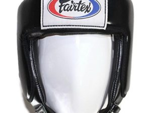 Fairtex HG9 Шлем боксерский