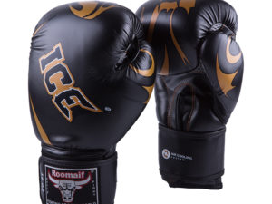 Roomaif Ice RBG-149 Боксерские перчатки Черный