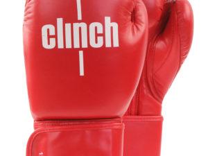 Clinch Olimp C111 Боксерские перчатки Красный