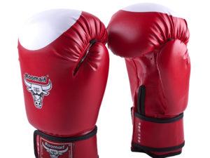 Roomaif RBG-100 Кожа Боксерские перчатки Красный