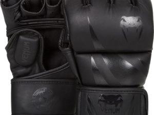 Venum Challenger Перчатки для мма Черный