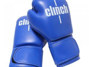Clinch Olimp C111 Боксерские перчатки Синий