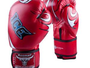 Roomaif Ice RBG-149 Боксерские перчатки Красный