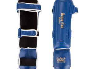 Knockout NS-242 Защита голени и голеностопа Синий