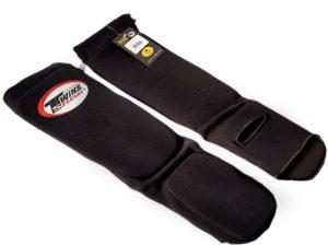 Twins SGN-1 Защита для голени и стопы Черный
