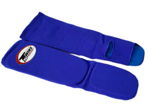 Twins SGN-1 Защита для голени и стопы Синий