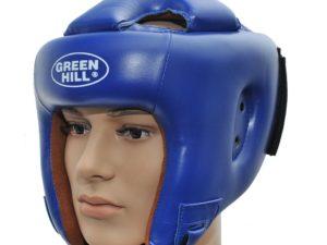 Green Hill KBH-4050 Боксерский шлем Синий