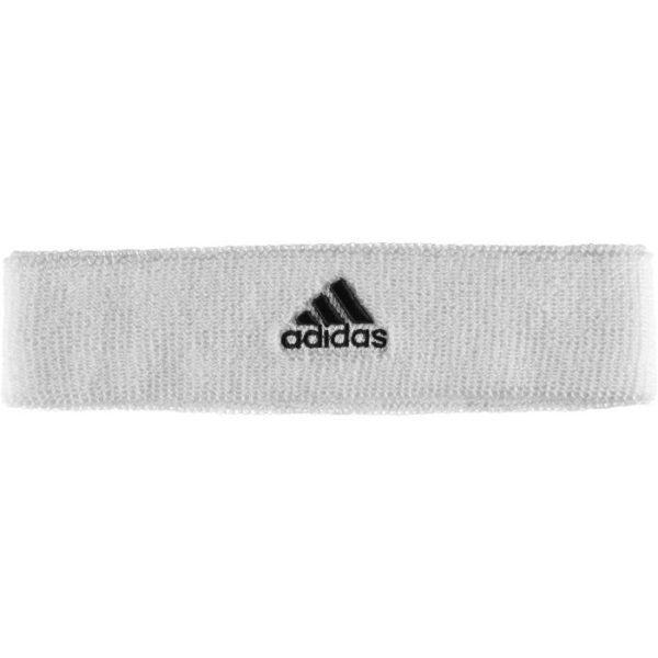 Adidas Повязка на голову Белый
