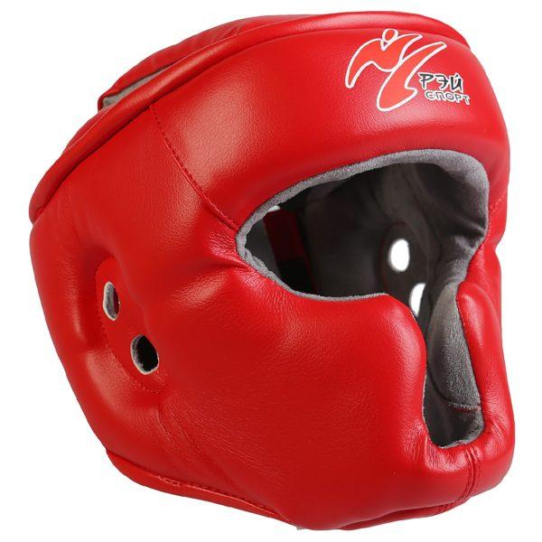 Рэй-Спорт Мехико1 Боксерский шлем Красный