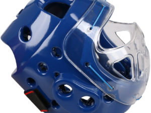NBR Шлем для тхэквондо с маской