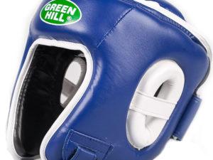 Green Hill KBH-4050k Боксерский шлем Синий