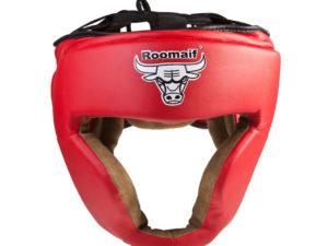 Roomaif RHG-140PL Боксерский шлем Красный
