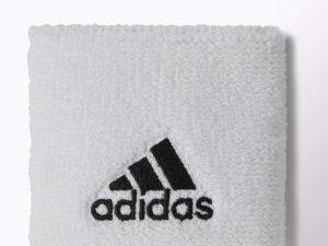 Adidas Напульсник Белый