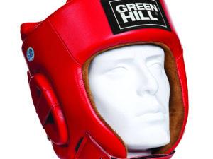 GreenHill HGF-4012 Боксерский шлем