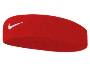 Nike Повязка на голову Красный