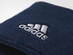 Adidas Напульсник Синий