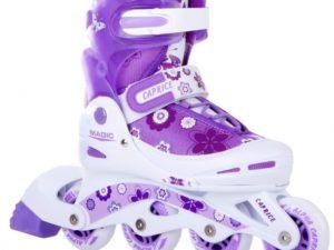 Alpha Caprice Magic Роликовые коньки Фиолетовый
