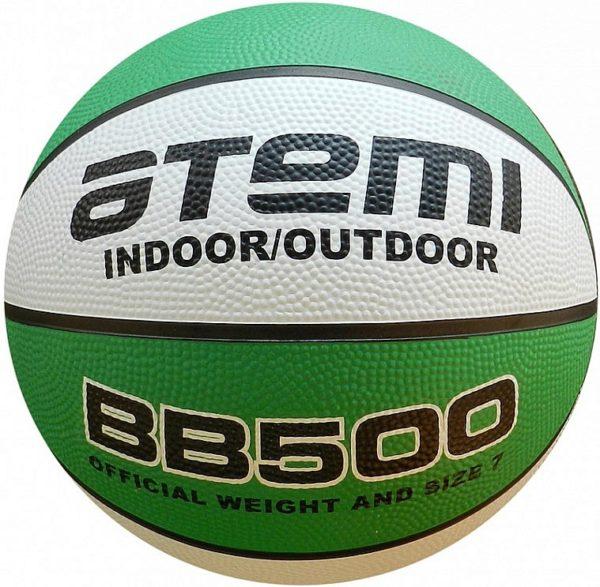 Мяч баскетбольный Atemi BB500 р.7