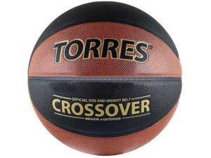 Мяч баскетбольный TORRES Crossover р.7