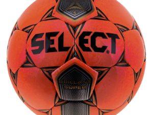 Мяч футбольный Select Brillant super р.5 Оранжевый