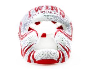 Twins Special Шлем боксерский FHGL-3 Красный