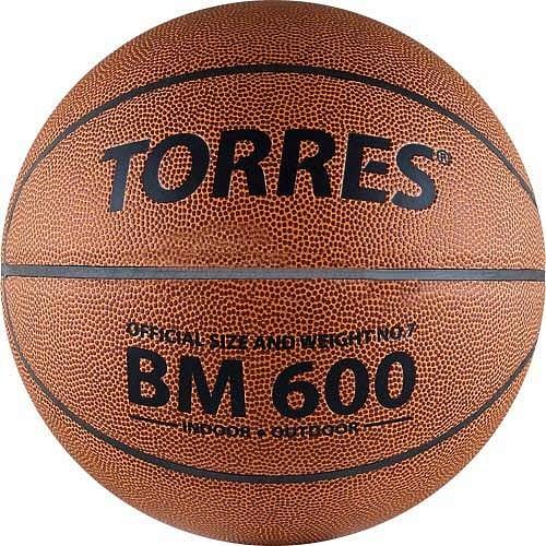 Мяч баскетбольный TOREES BM 600 р.7