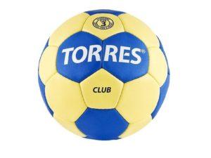Мяч гандбольный Torres Club р.3