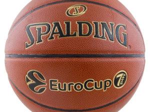 Мяч баскетбольный Spalding Legacy Eurocup TF-1000 р.7