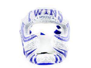 Twins Special Шлем боксерский FHGL-3 Синий