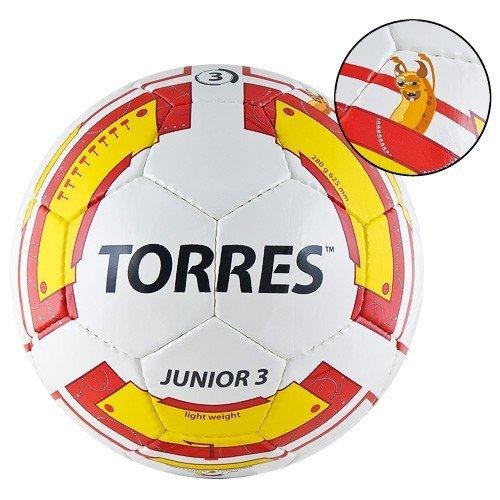 Мяч футбольный Torres Junior 3 p.3